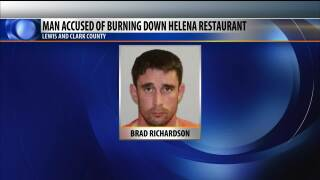 Man accused of burning down Helena restaurant in 2018
