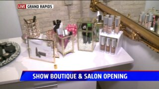 A new boutique and salon opens in Grand Rapids