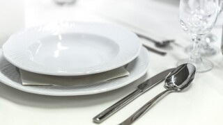 Restaurant setting generic - Pixabay