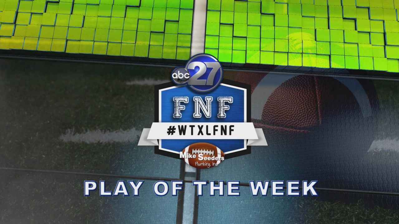 #WTXLFNF Play of the Week - August 31, 2018
