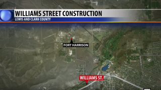 Delays expected during Williams Street construction