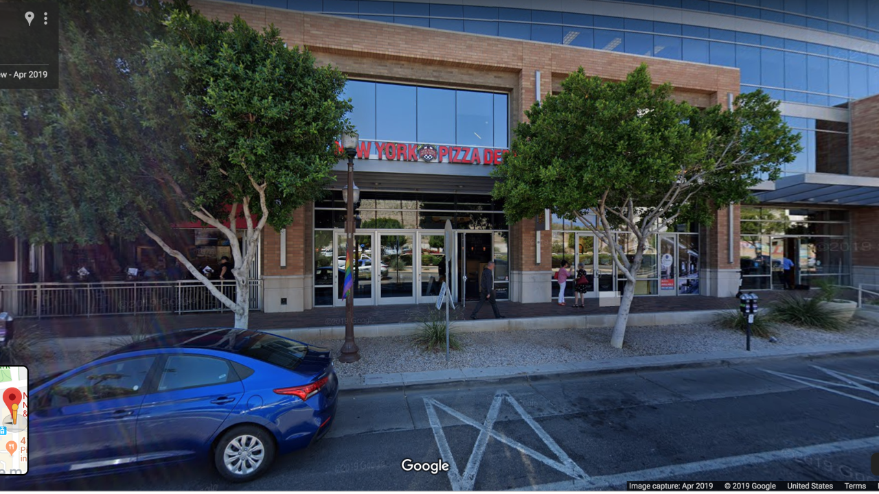 NYPD Tempe Google Earth image