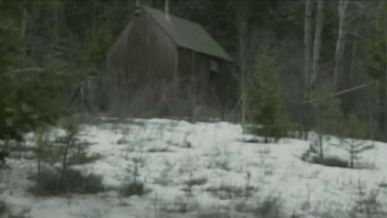 Ted Kaczynski Cabin