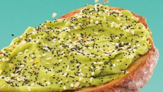 Dunkin' Is Adding Avocado Toast To Its Menu