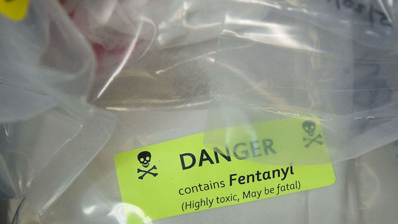 Fentanyl is the deadliest drug in America, CDC confirms