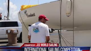 J/22 Sailing Competition