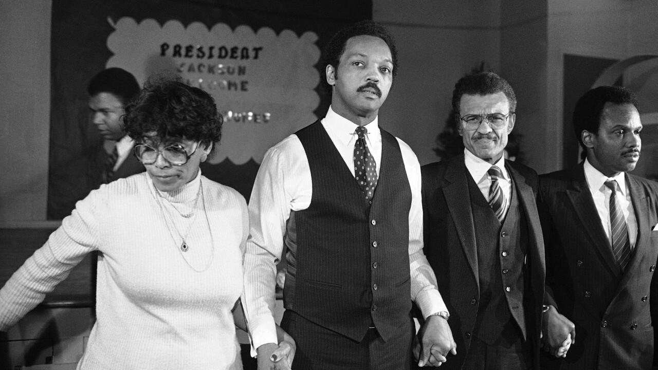 Jesse Jackson, Lousie Wadley, C. T. Vivian