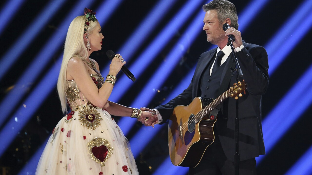 Country music star Blake Shelton airing concert at drive-in theaters across U.S.
