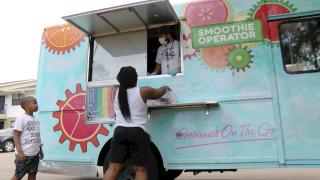 food truck convoy St. Pete