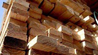 Lumber, wood