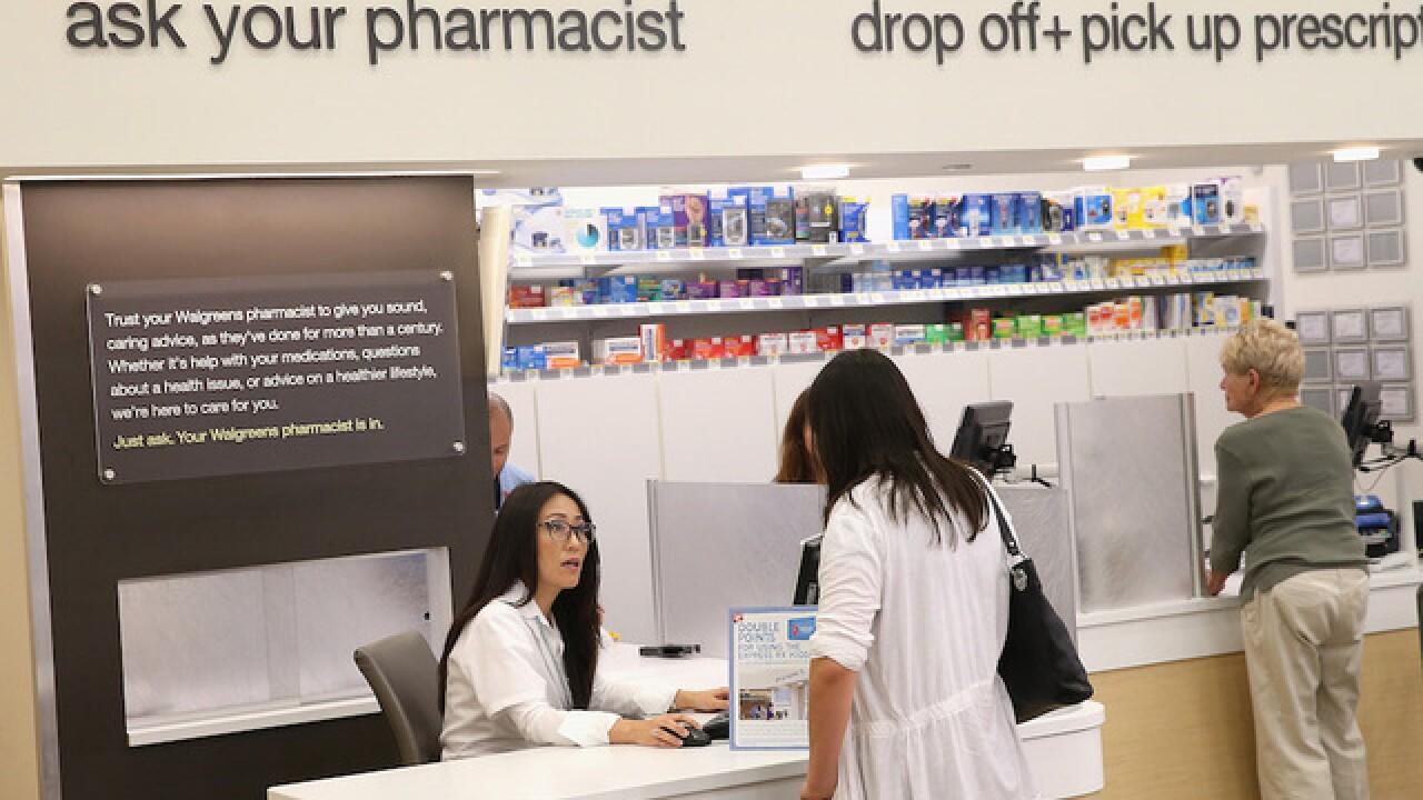 California board invalidates 1,400 pharmacist test scores