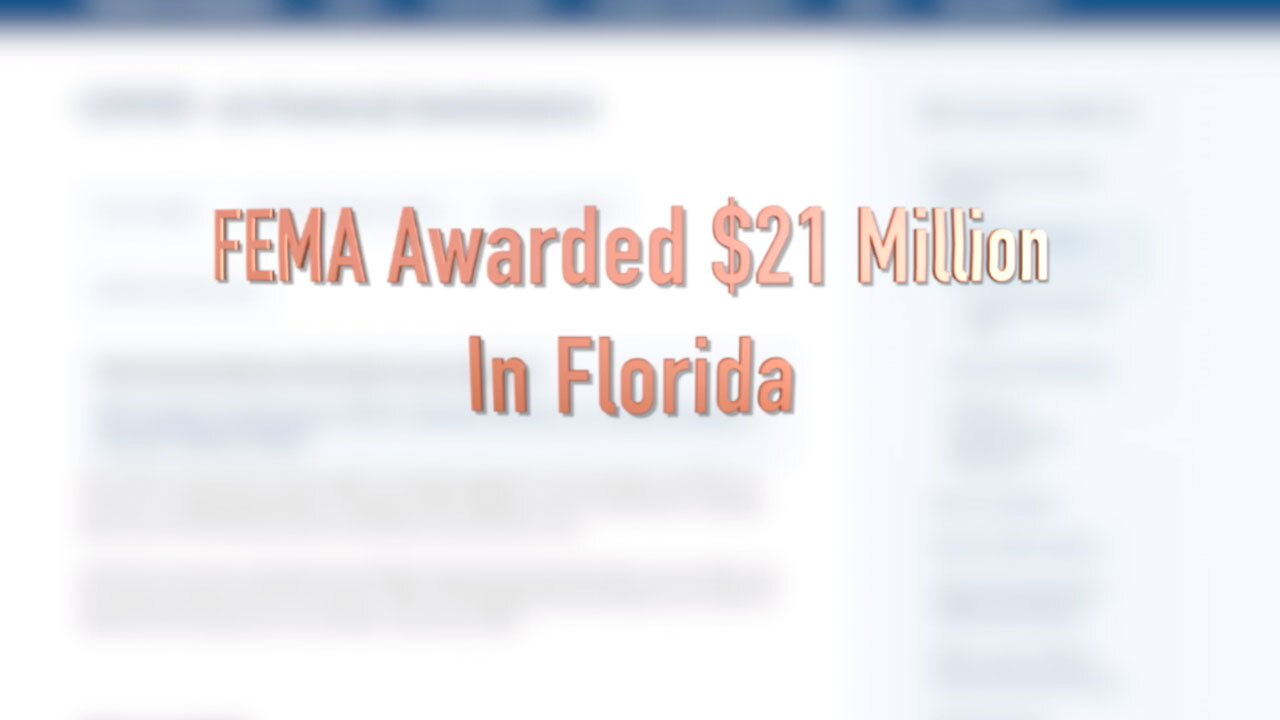 FEMA awards Florida $21 million for COVID burial assistance