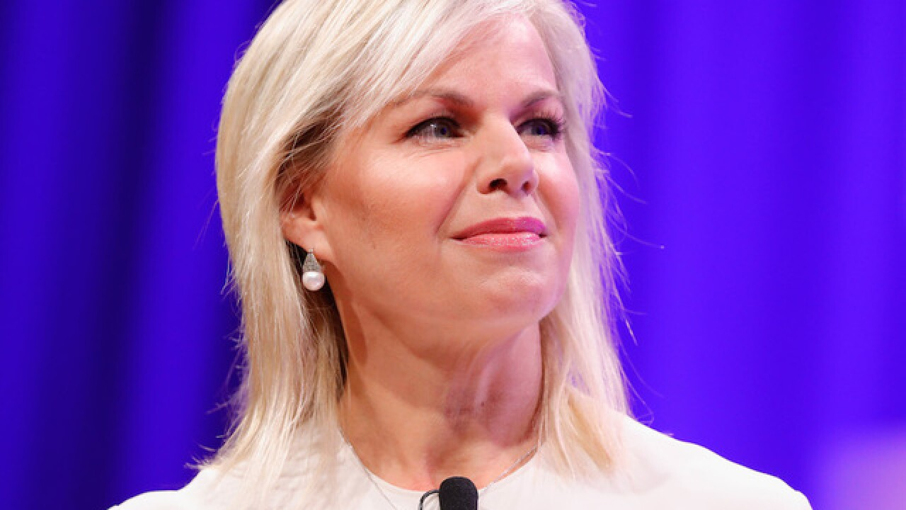Gretchen Carlson declines to rule out Senate run