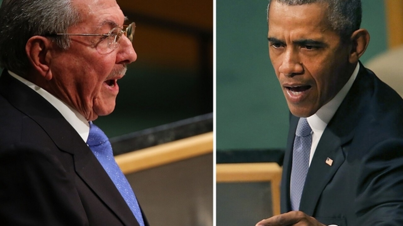 PolitiFact fact checks Raul Castro, Senator Harry Reid