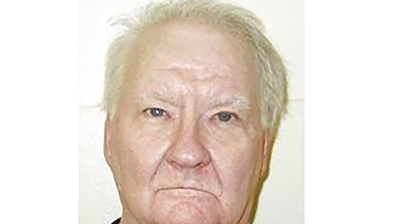 "This photo provided by Iowa Department of Corrections shows Benjamin Edward Schreiber. The Iowa Appeals Court has ruled against Schreiber, a convicted killer, who says he ""died"" during a medical emergency and thus fulfilled his life sentence. A district judge found little merit in Schreiber's argument, Wednesday, Nov. 6, 2019, saying Schreiber's filing confirmed that he was still among the living. (Iowa Department of Corrections via AP)"