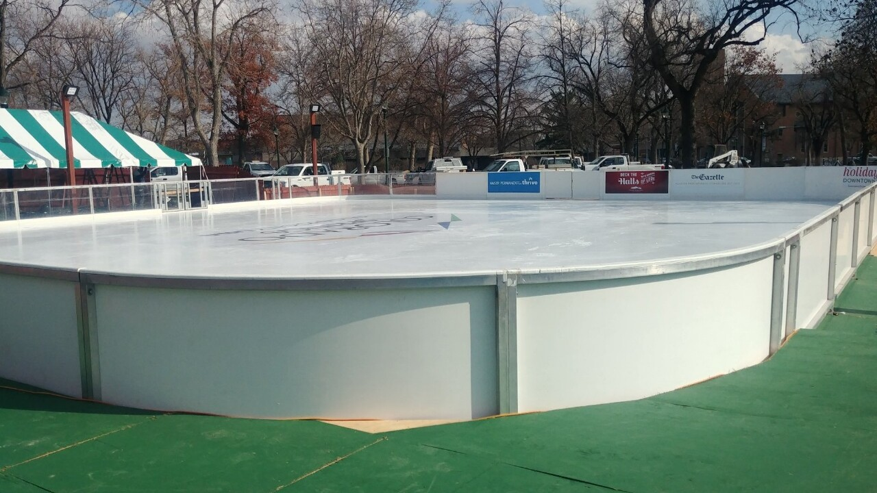 Skate in the park at Acacia Park opens Friday