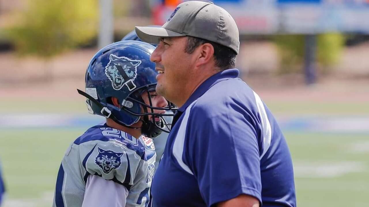 Escondido youth football coach dies of COVID-19