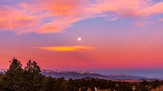 Westcliffe Sunset