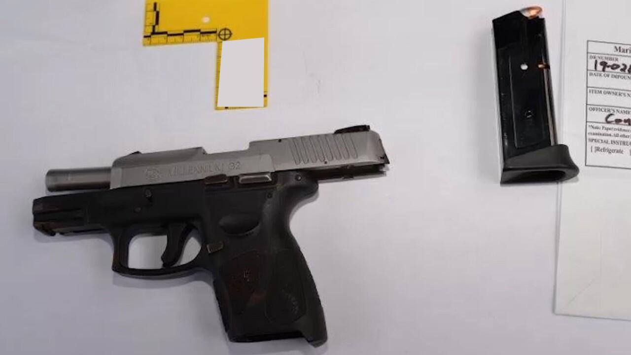 Gun found at scene of deputy-involved shooting