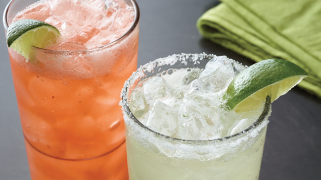 Applebee's is serving $1 margaritas all month long