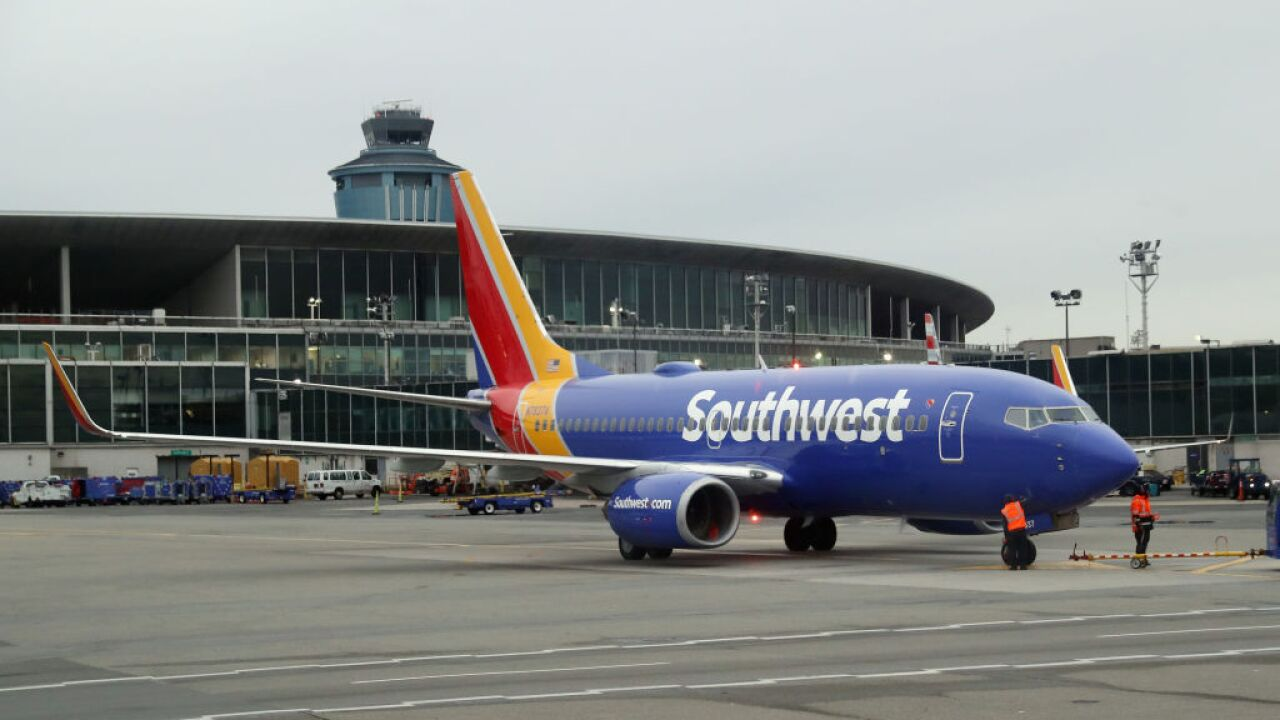 "Southwest Airlines says systems ""performing normally"" after brief ground stop Friday morning"
