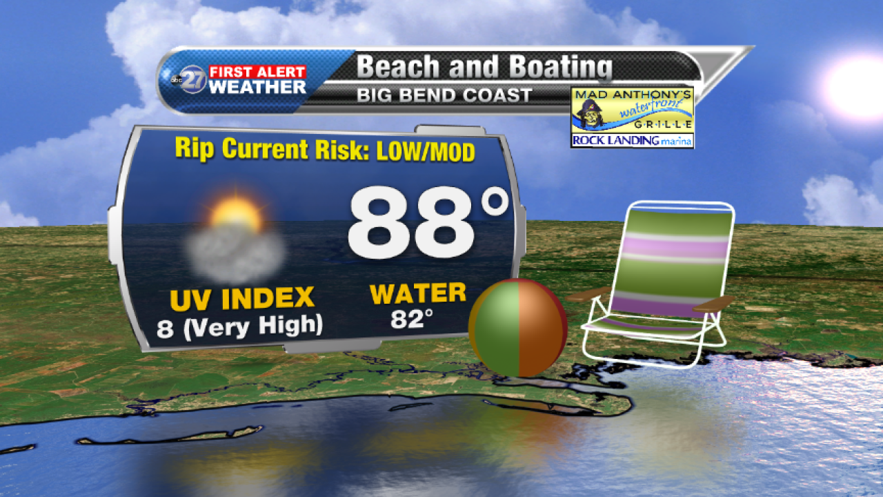 Beach and Boating forecast B (09/26/2017)