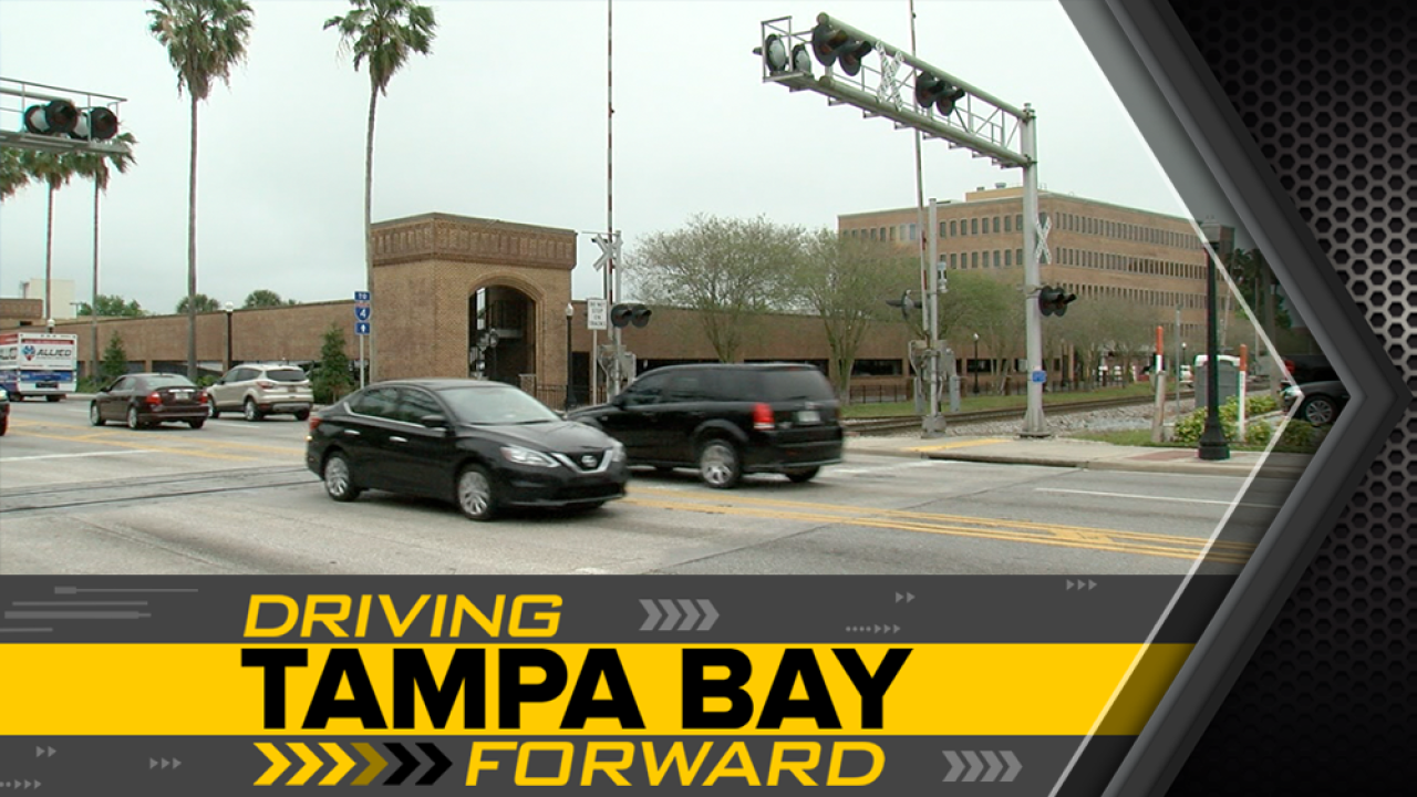 New smart signs will help Lakeland drivers avoid sitting in