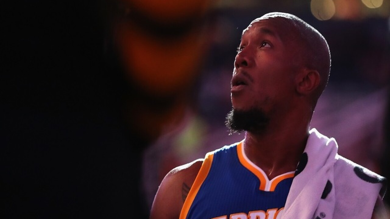 Warrior David West expresses great disappointment in US choice