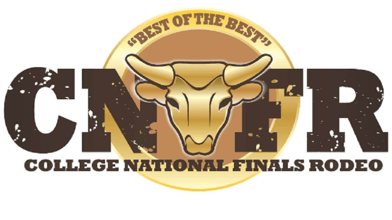 Latest results: College National Finals Rodeo