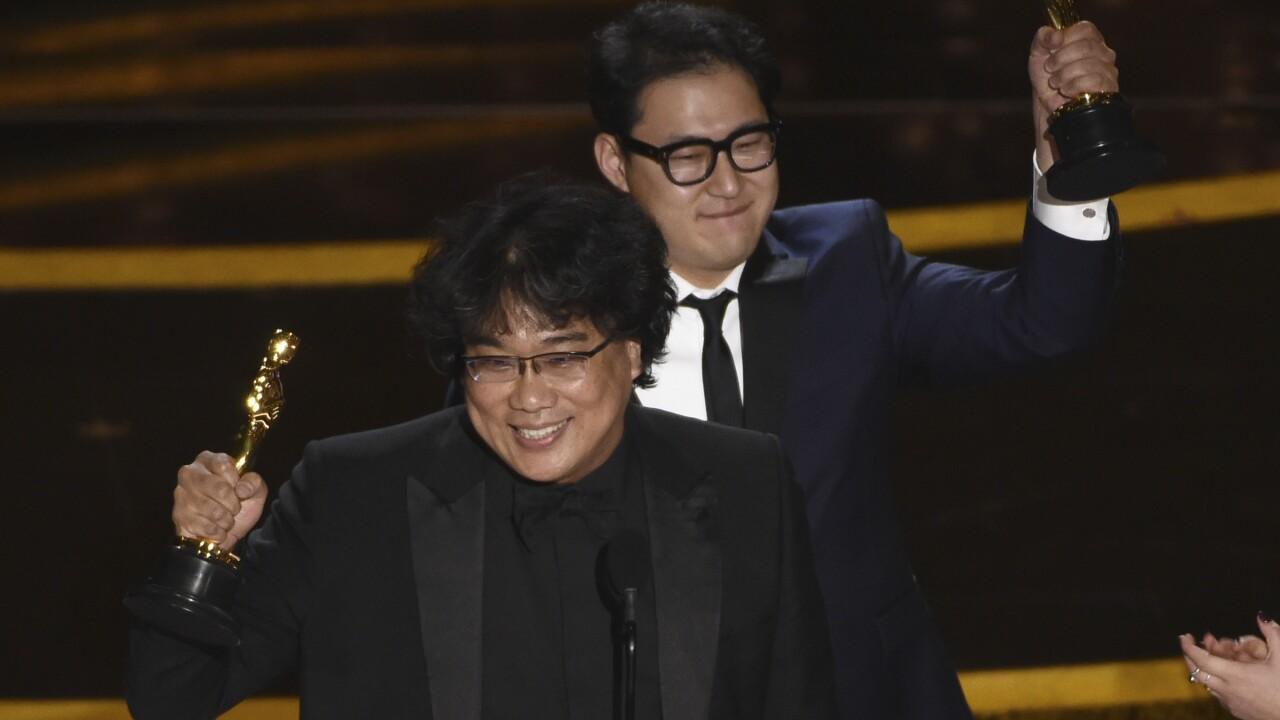 Bong Joon Ho, Han Jin Won