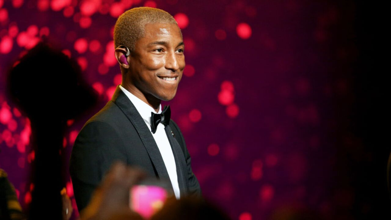 Pharrell partners with World Central Kitchen to help feed Hampton Roads
