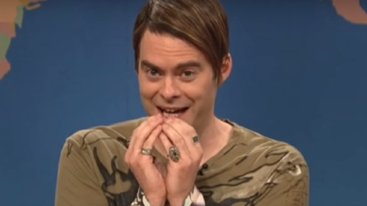 Funniest thing you'll see today: SNL actors break character