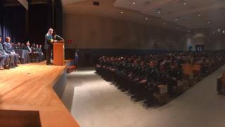 baltimore police graduates