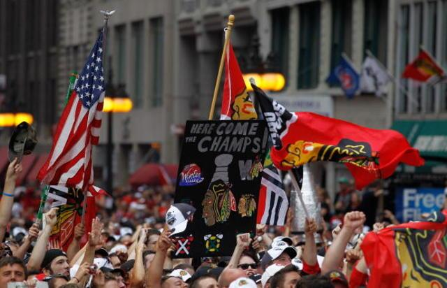 The 12 most spoiled sports cities in the United States
