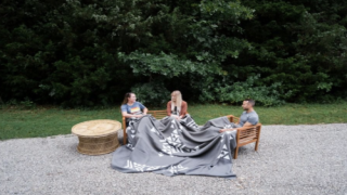 You Can Now Buy A Blanket Big Enough For The Entire Family—and It Really Is Massive