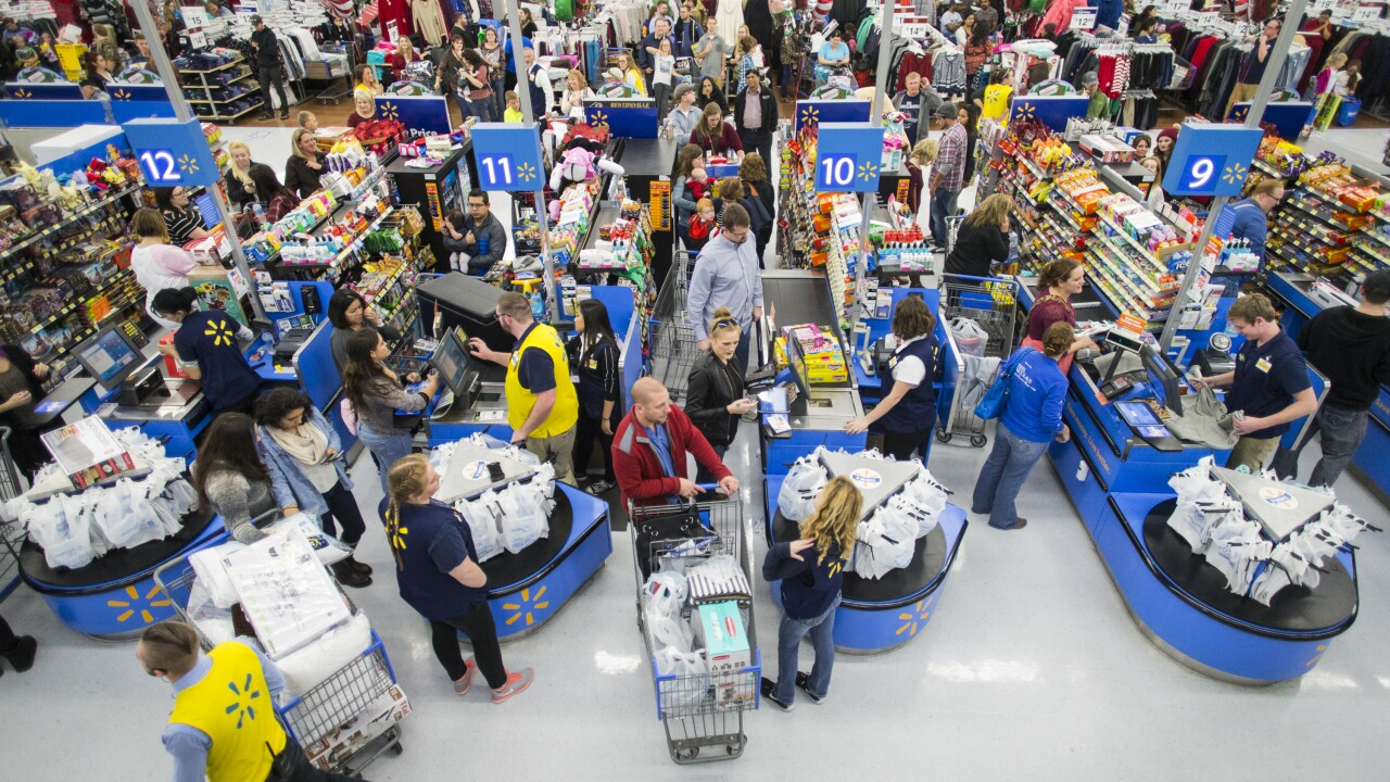 A majority of consumers don't plan to go to physical stores on Black Friday, survey shows