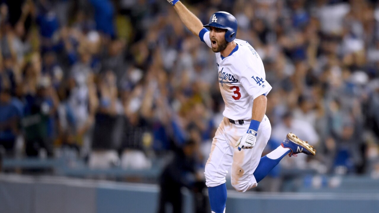 Virginia Beach's Chris Taylor calls first walk-off home run 'biggest hit' of his career