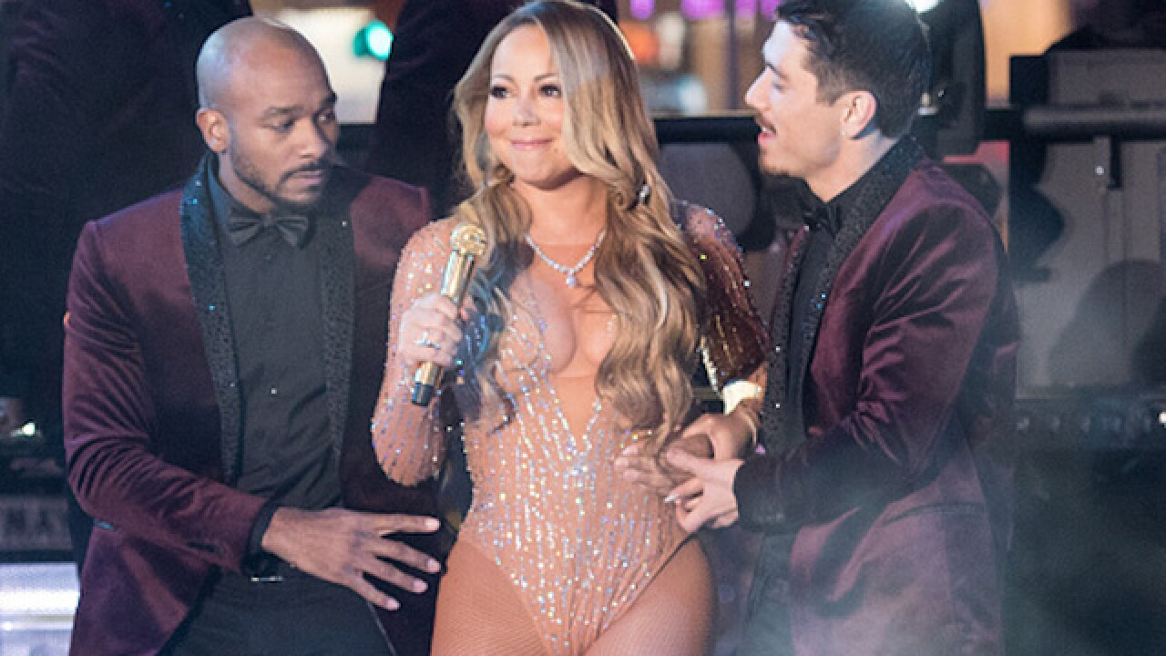 Mariah Carey: They foiled me