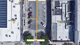 Eye Street closure