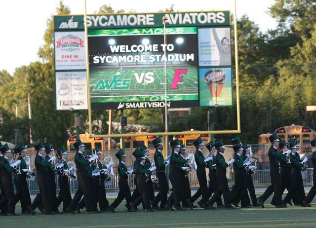 Fairfield Indians beat Sycamore Aviators 21-7