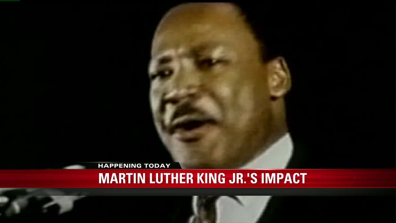 Utahns honor Martin Luther King Jr. with memories, day ofservice