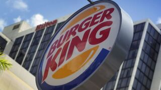 Burger King launches meatless burger across Europe and tests new US options