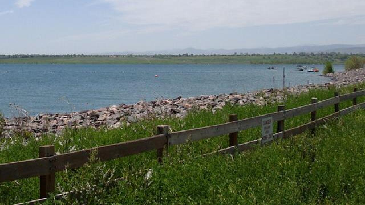 Barefoot water skier killed in accident at Standley Lake, Sunday