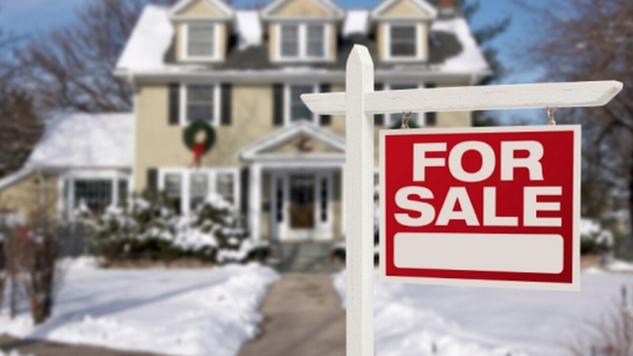 2015 had most home sales in 9 years