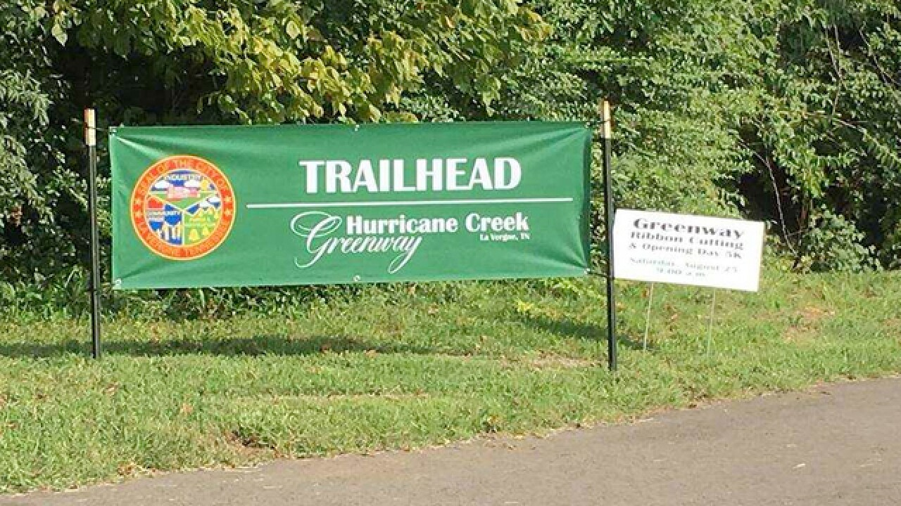Hurricane Creek Greenway In La Vergne Opens