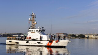 Coast Guard Cutter Alligator