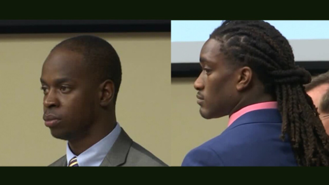 Former UT Athletes Found Not Guilty In Rape Case