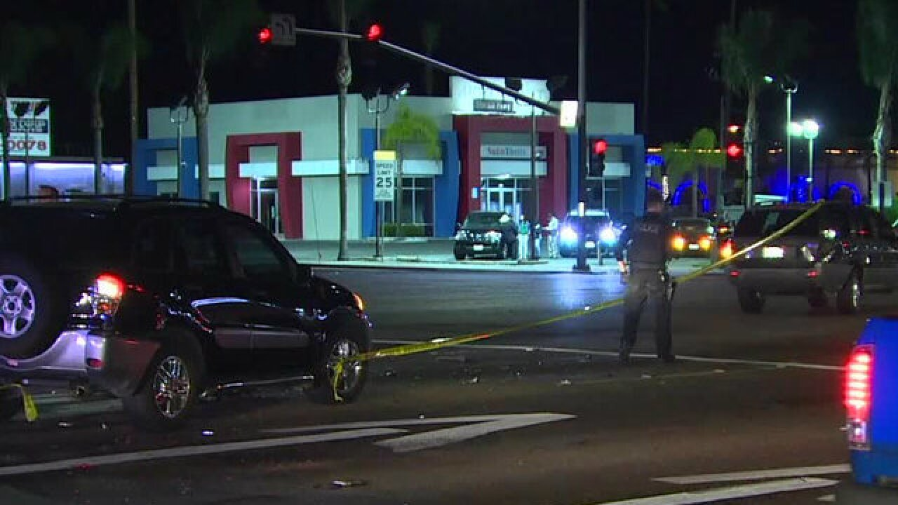 Good Samaritan struck, killed by teen driver