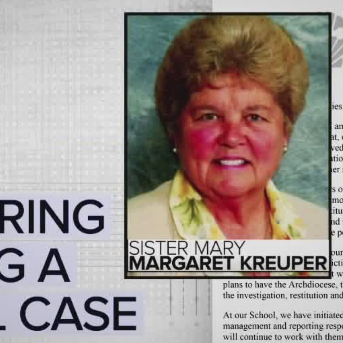 Nuns accused of stealing may have gambled money