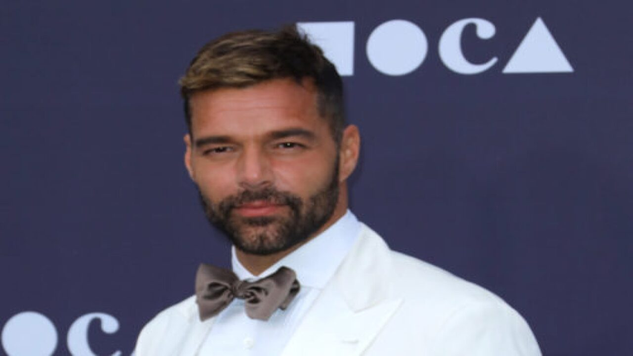 Ricky Martin And His Husband Are Expecting Their Fourth Child